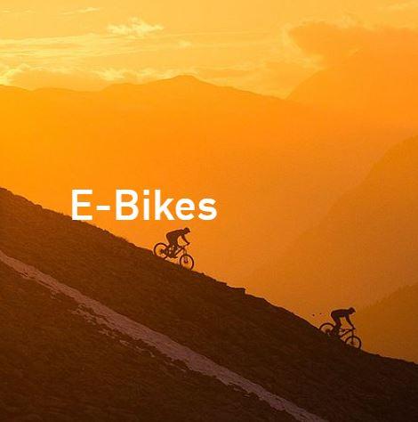 Demo an E-Bike