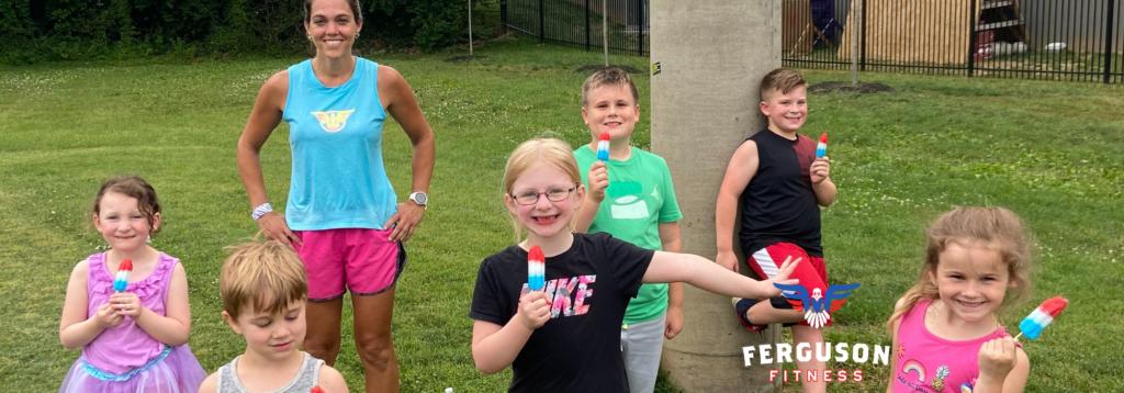 Kids Fitness Challenge