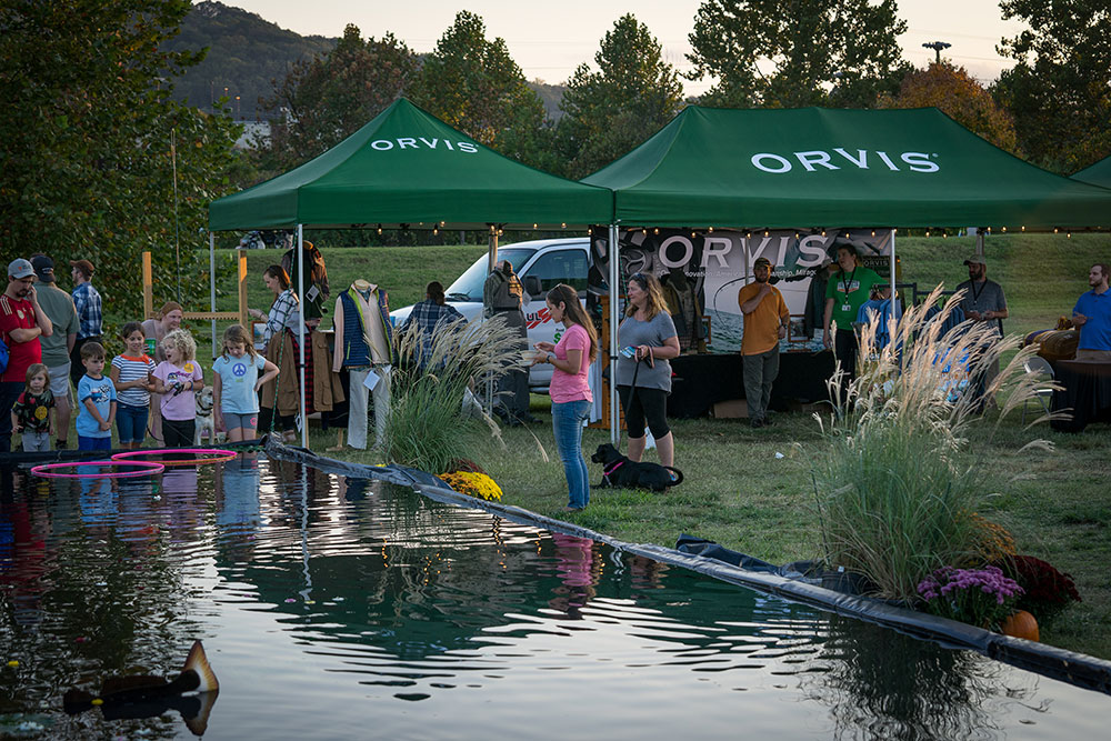 Orvis Casting Pond